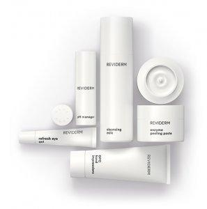Skincare- Essentials von Reviderm Basis für die Hautpflege
