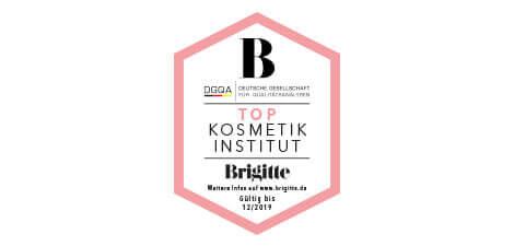 """sansea in Oberschneiding ist BRIGITTE """"TOP Kosmetikinstitut""""!"""