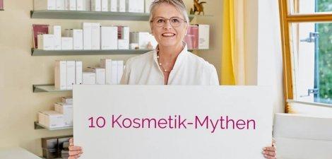 10 Kosmetik-Mythen